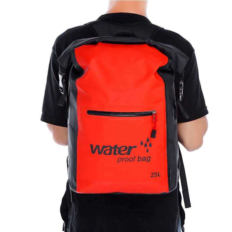 dry bag backpack custom print 1