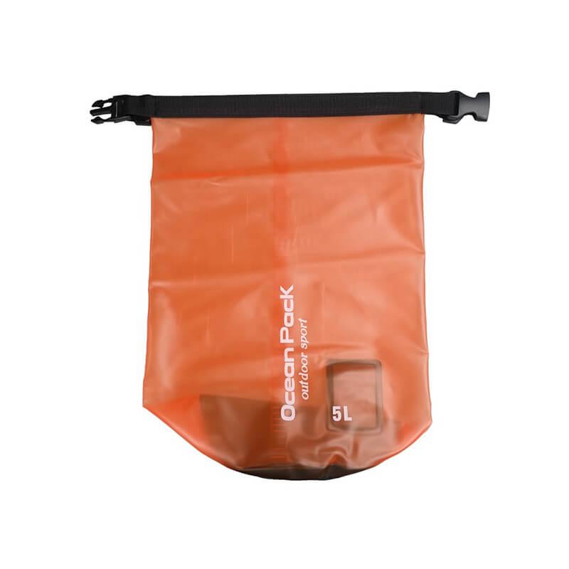 outdoor sports waterproof dry belt chest bag