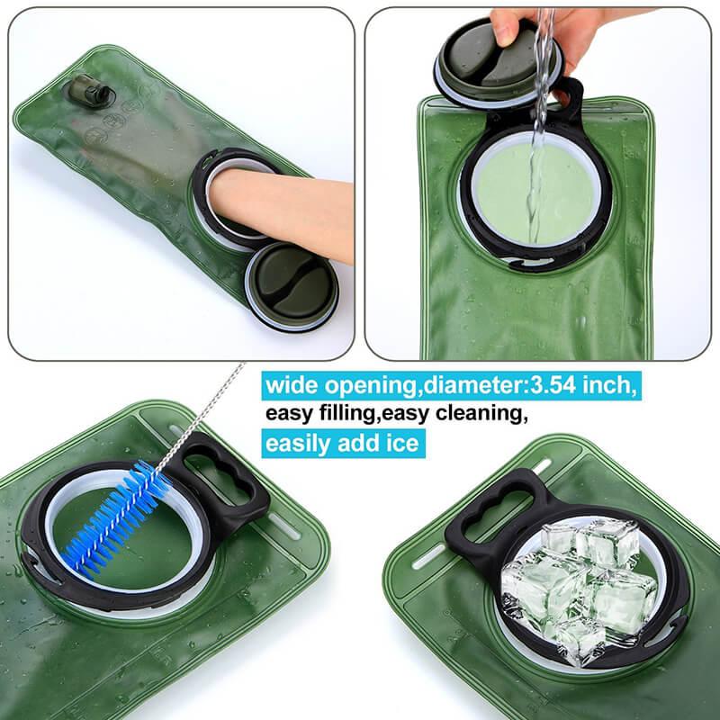 water bladder camping