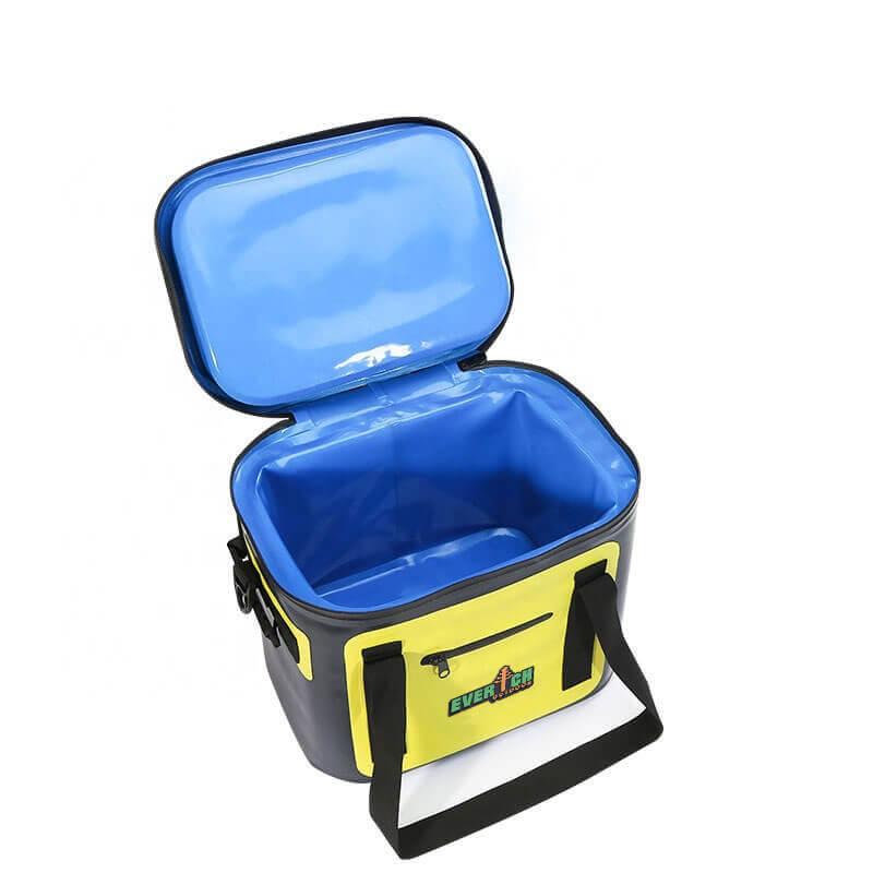Leakproof soft cooler