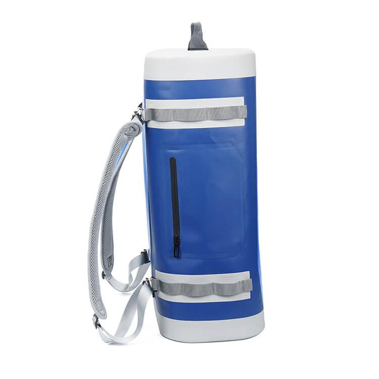 Soft sided backpack cooler 5