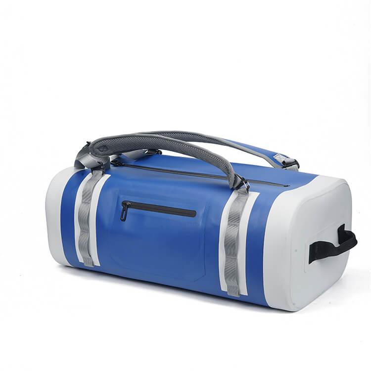 Soft sided backpack cooler 6