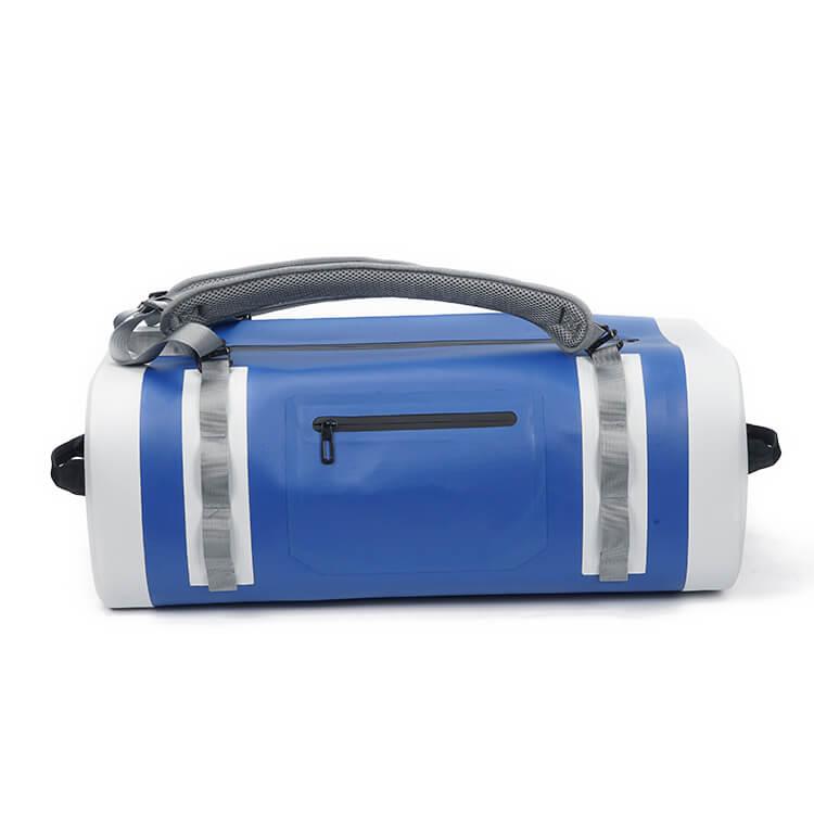 Soft sided backpack cooler 7