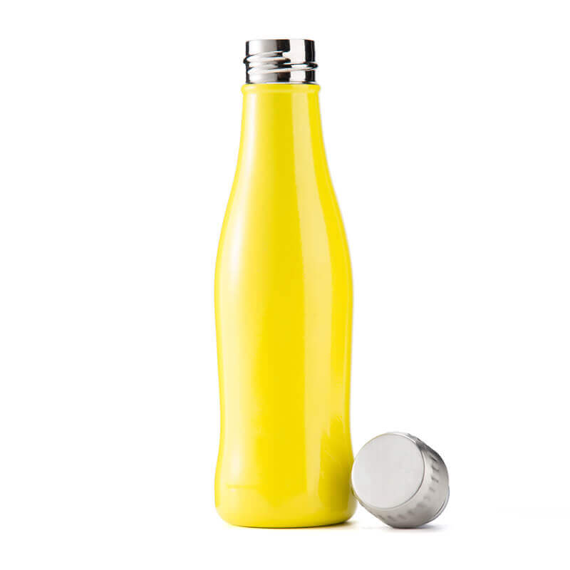 double walled stainless steel water bottle