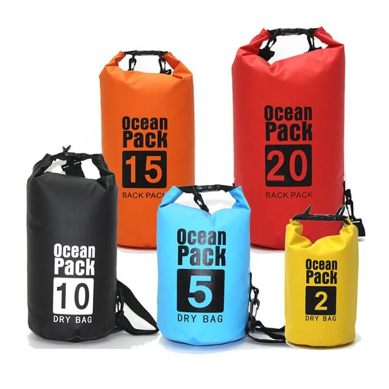 dry bags for rafting