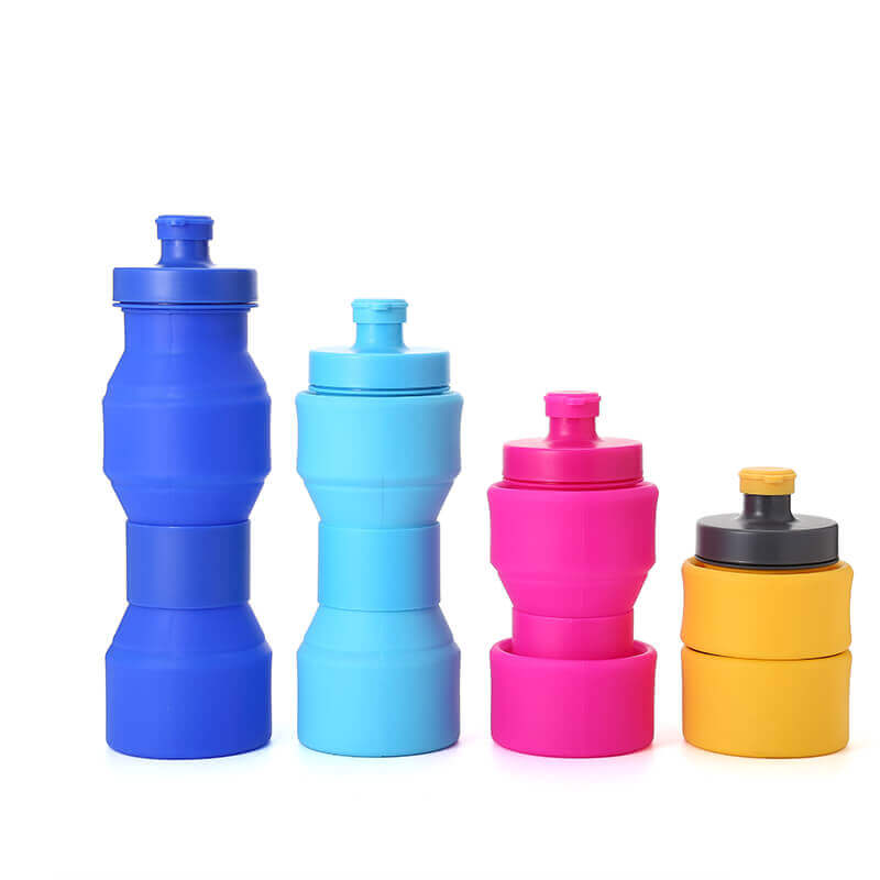 silicone folding water bottle 1
