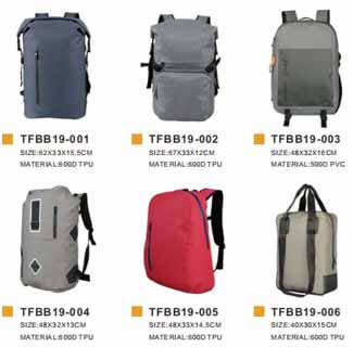 Everich Outdoor Bags Backpack Catalogue 1