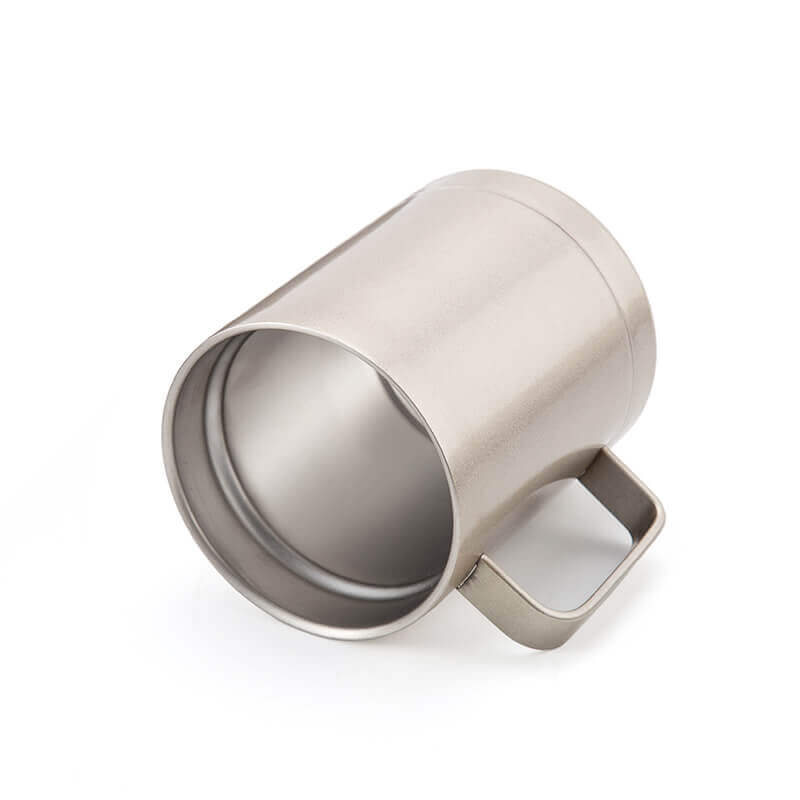 insulated coffee cup with handle