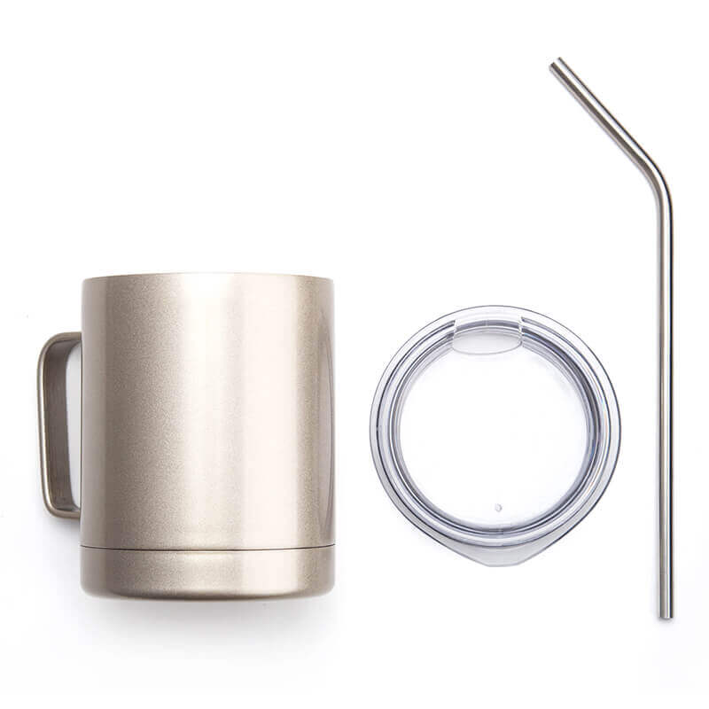 metal insulated cup
