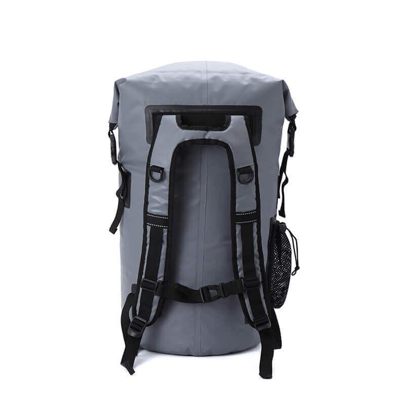 waterproof roll top backpack