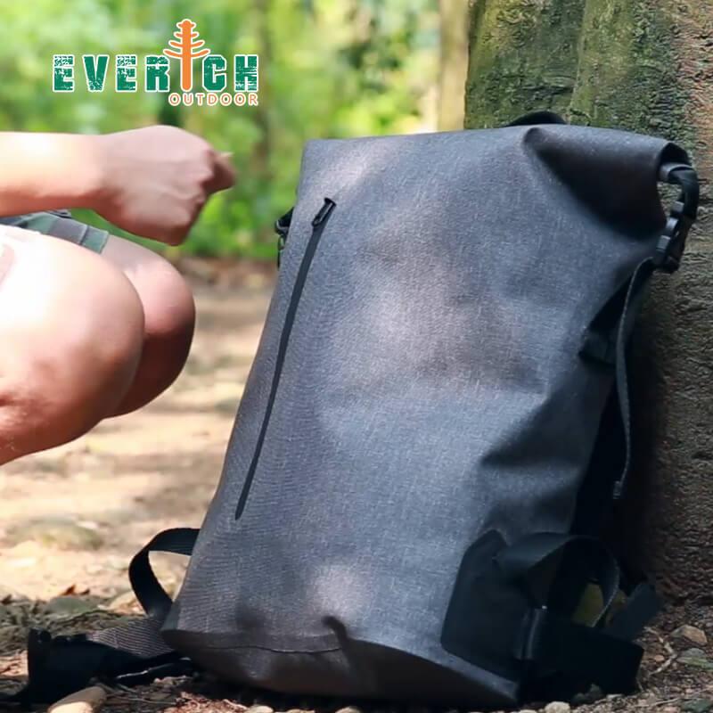 Custom waterproof laptop backpack