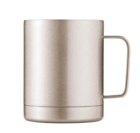 Vacuum Insulated 304 Stainless Steel Mug Cup