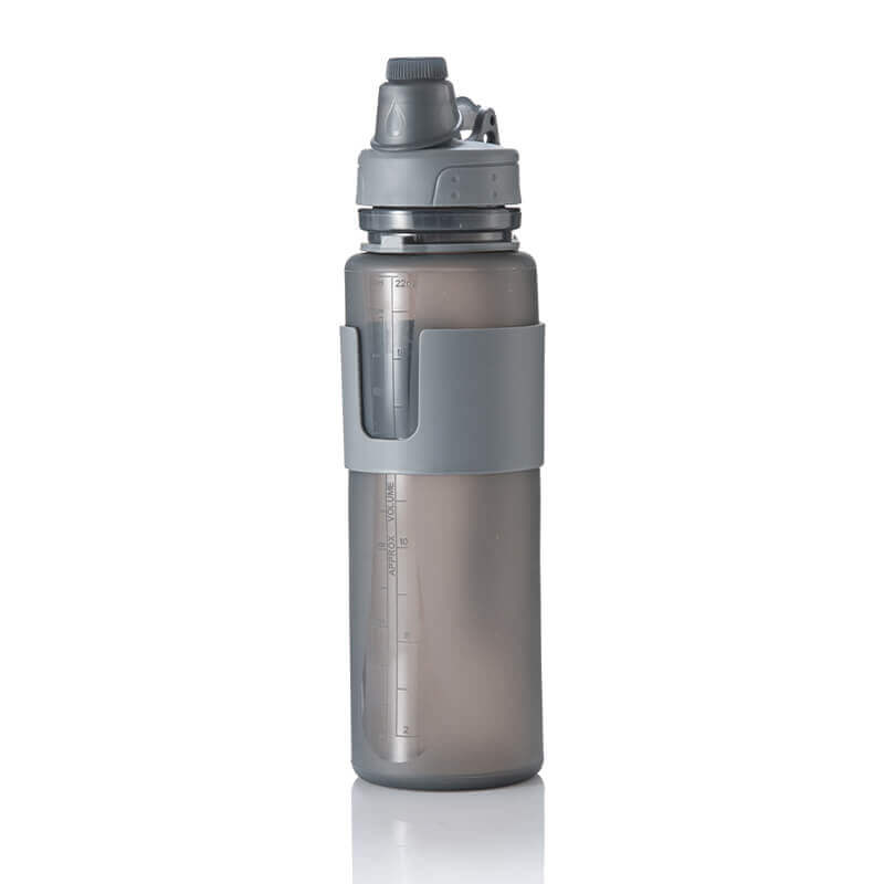 silicone drink bottle