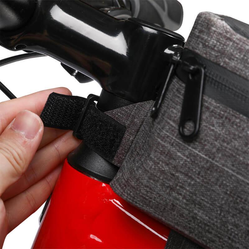Bike Phone Front Frame Bag (4)