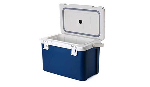 Injection Cooler Box