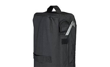 Carrying Case Included