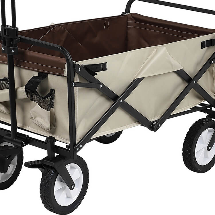 Collapsible Outdoor Wagon Cart 3