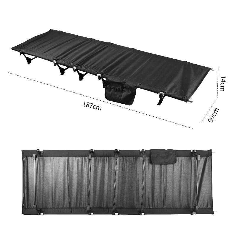 Lightweight Portable Camping Cot