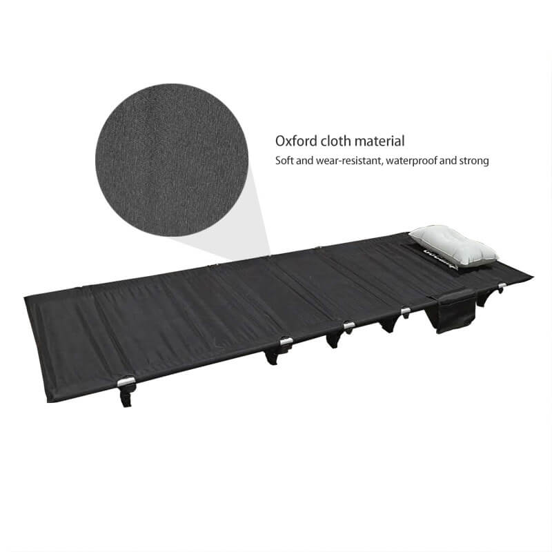 Lightweight Portable Camping Cot 5