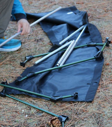 foldable camping cots