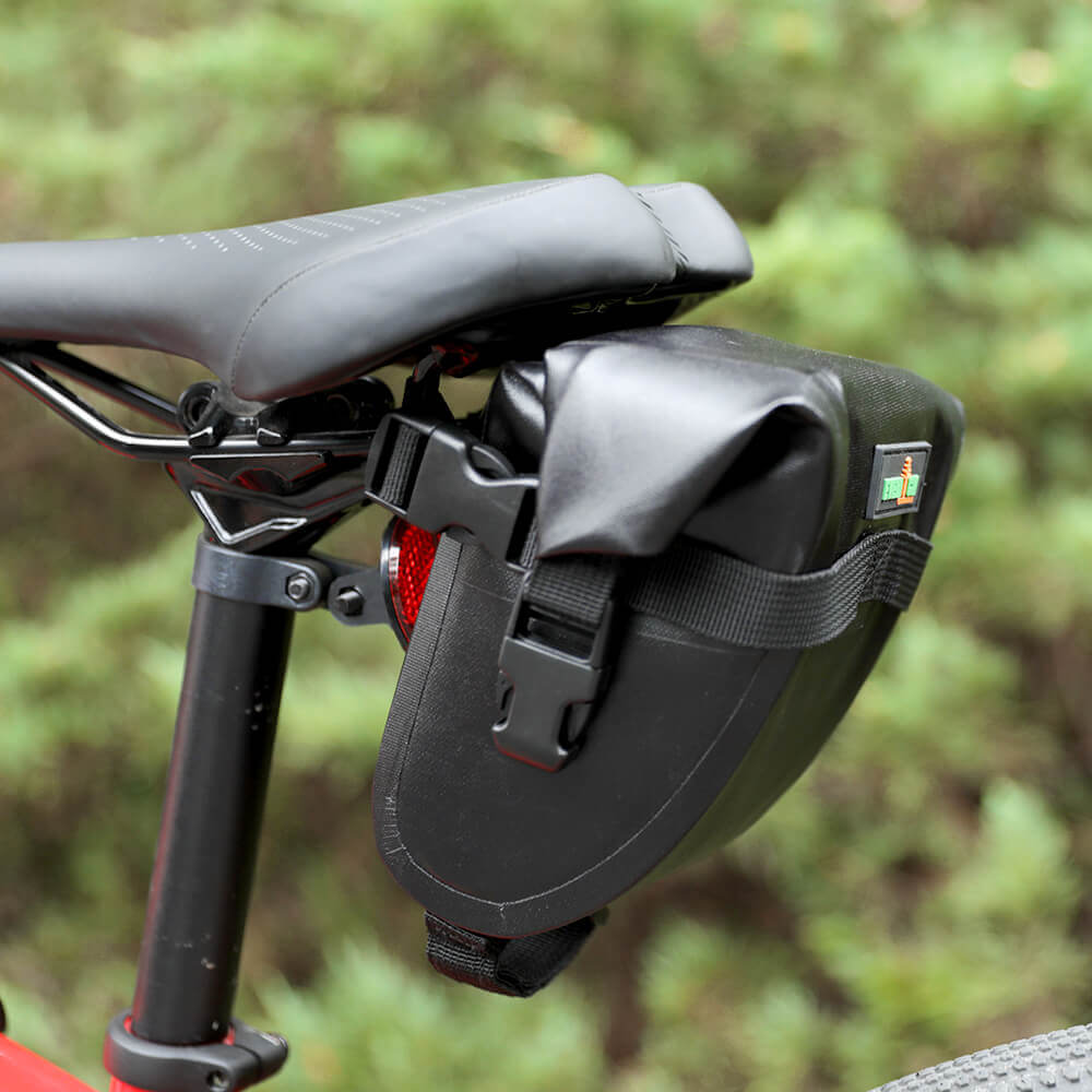 bicycle saddle bags waterproof
