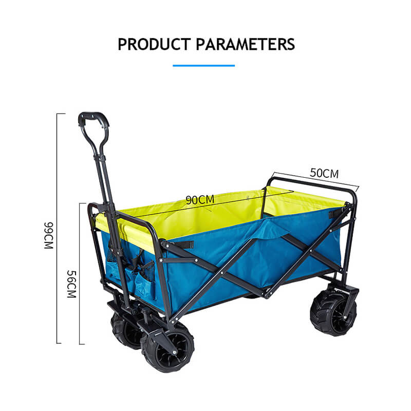 folding outdoor wagon ysod wg003 4