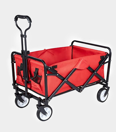 collapsible beach wagon