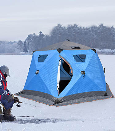 ice fishing tent wholesale