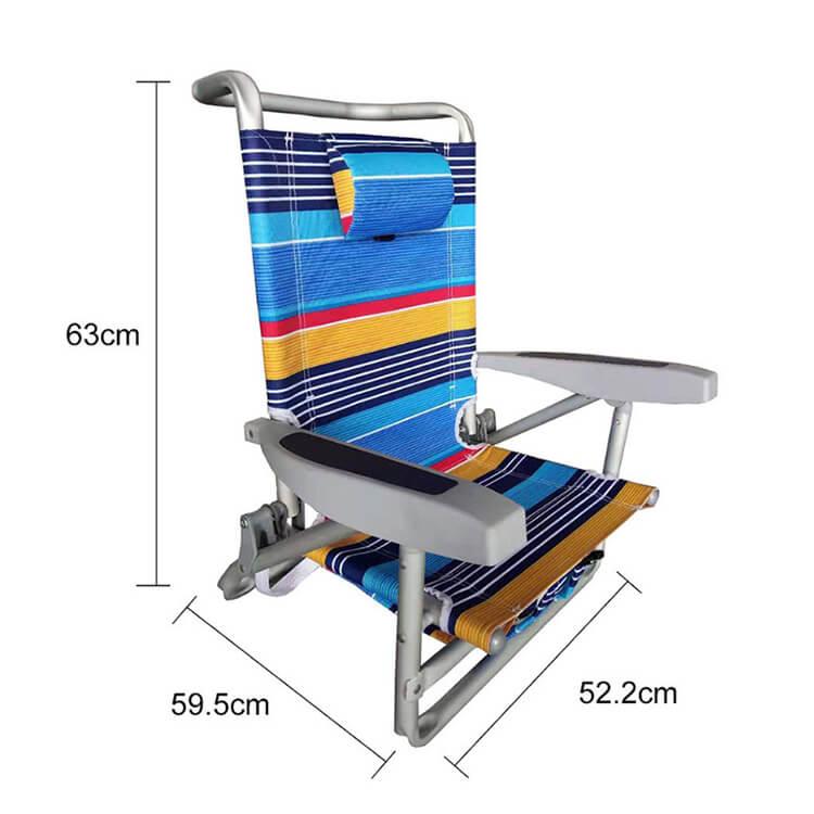 Folding Beach Chair 4