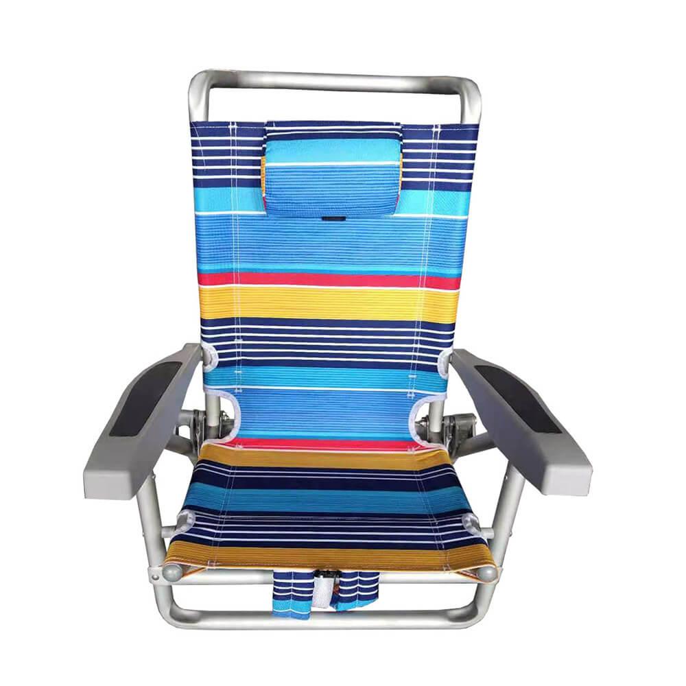Folding Beach Chair 7