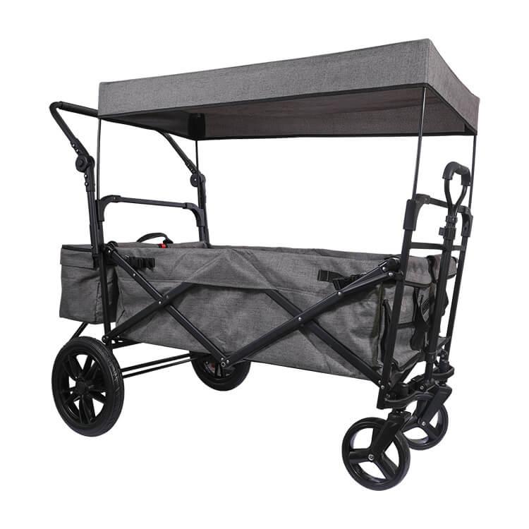 Garden Wagon with Canopy (1)