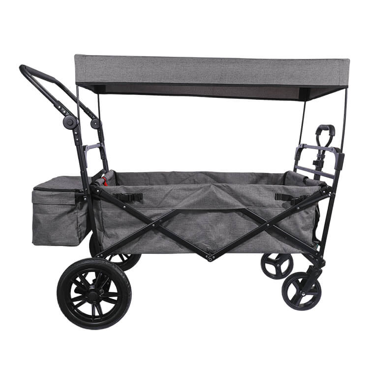 Garden Wagon with Canopy (2)