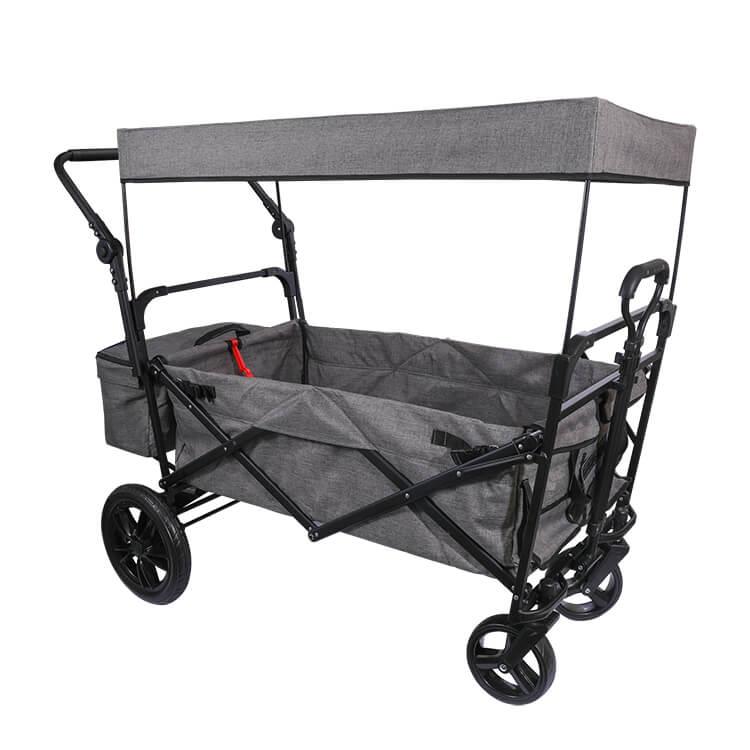 Garden Wagon with Canopy (3)