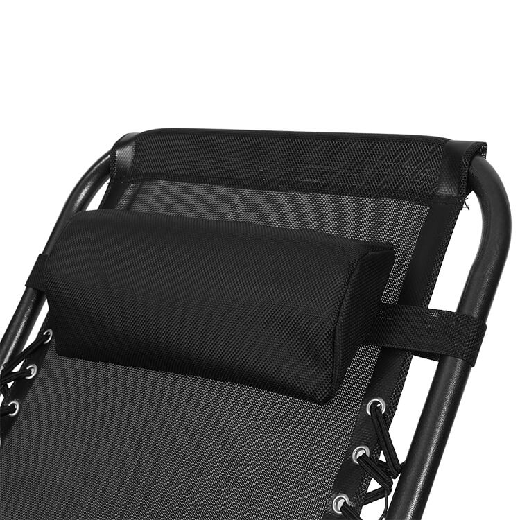 Strong Steel Deck Camping Chair 123 6
