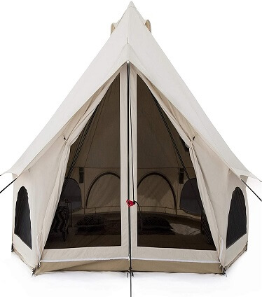 glamping tent 2
