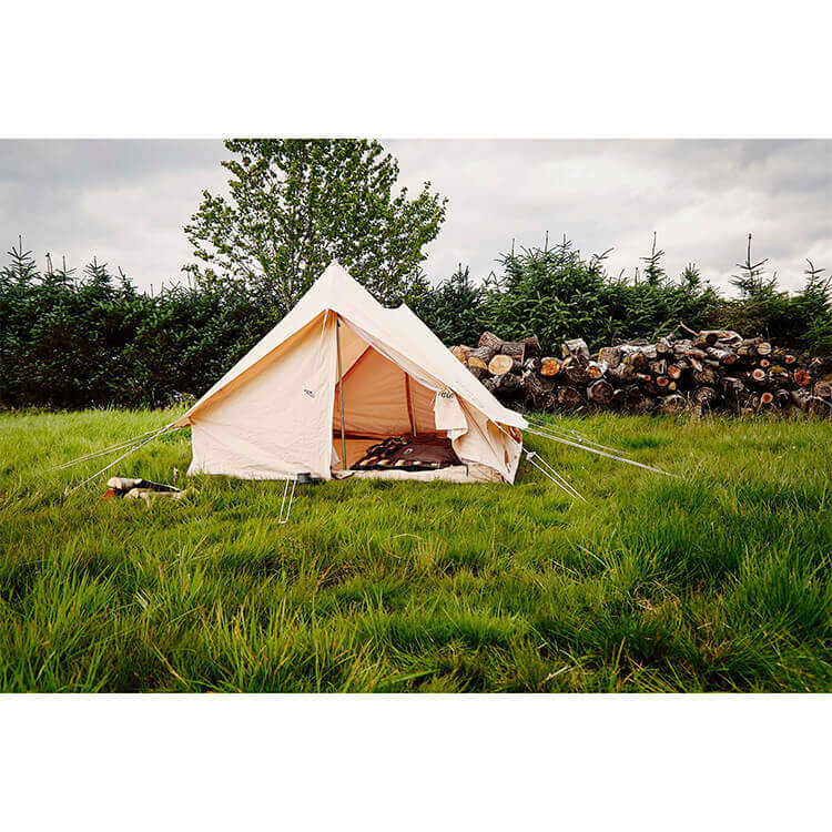 Glamping tent 3