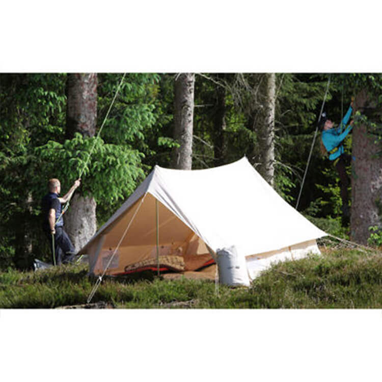 Glamping tent 4