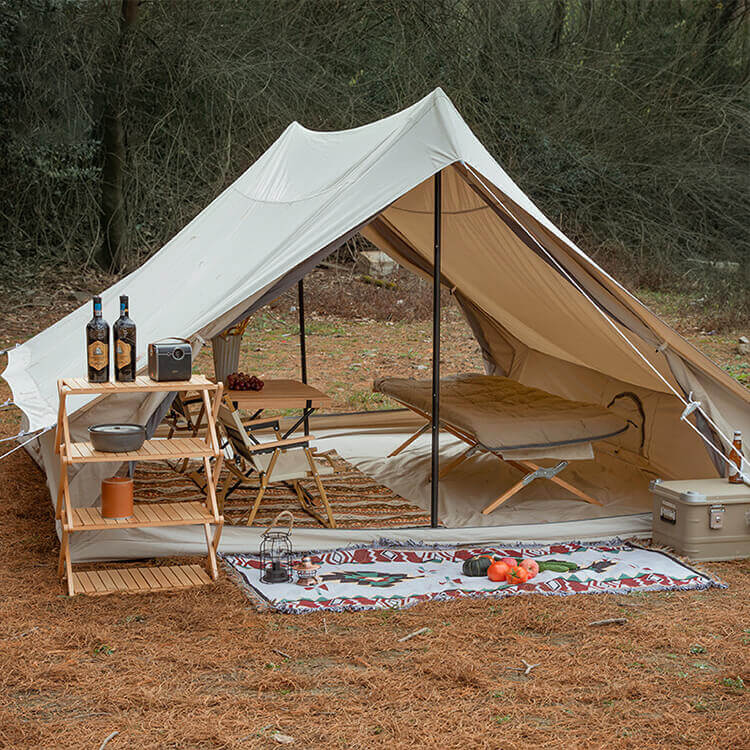 Glamping tent 6