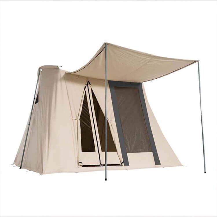 Luxury Canvas Tent 1