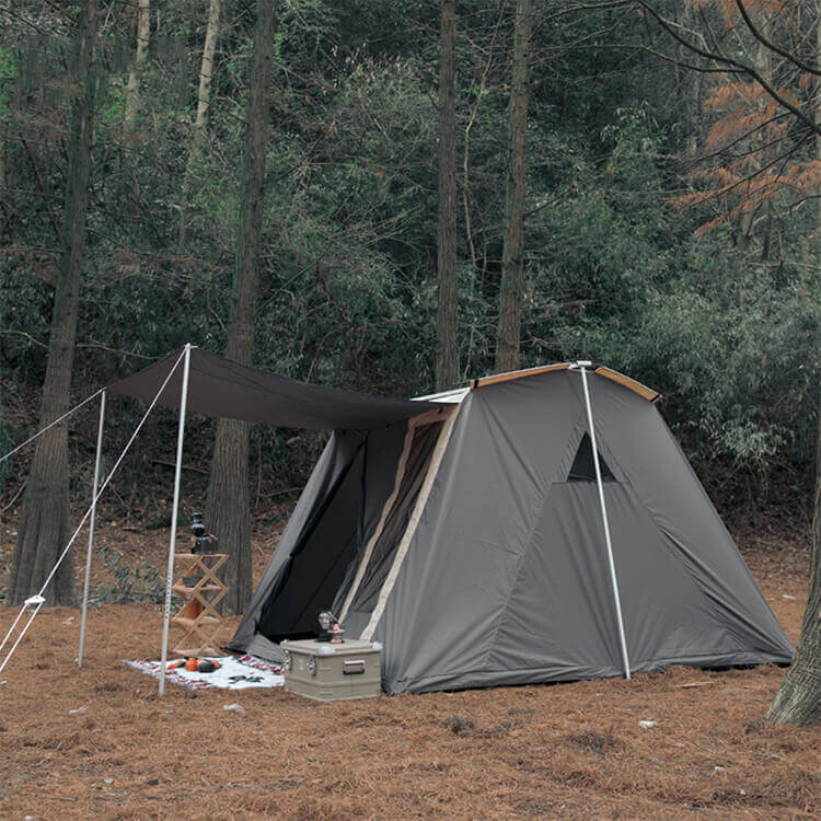 Luxury Canvas Tent