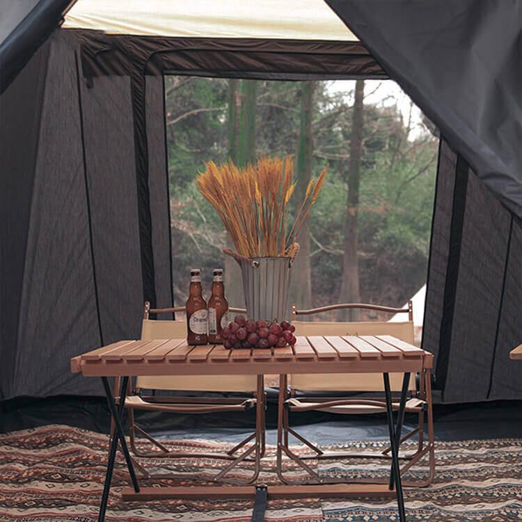 Luxury Canvas Tent 6