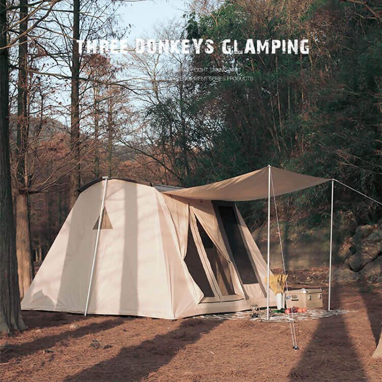Luxury Canvas Tent 7