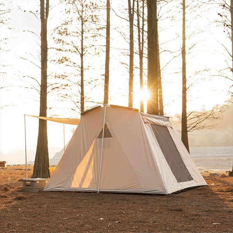 Luxury Canvas Tent 8