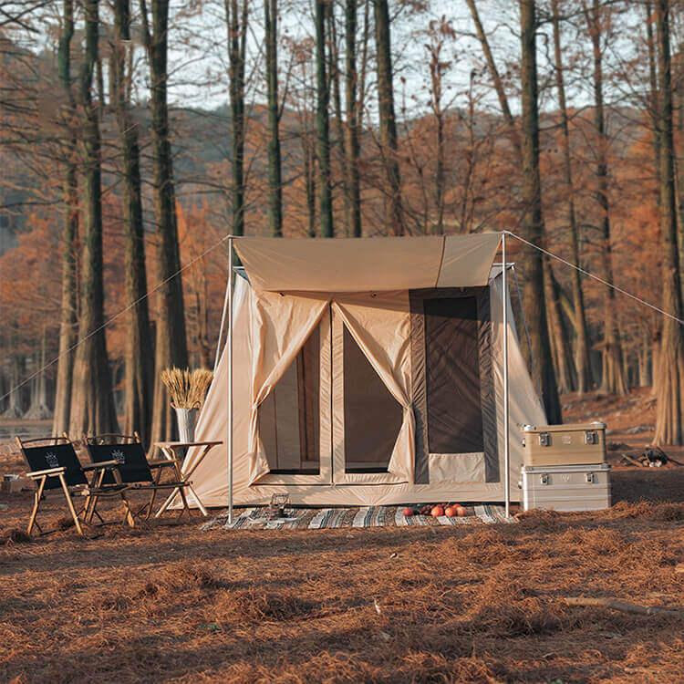 Luxury Canvas Tent 9