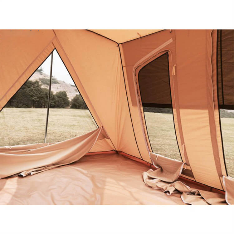 luxury camping tent 3