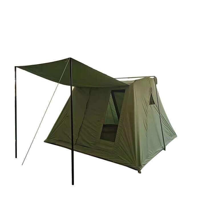 6 Man Tent For Outdoor Winter Big Camping 3