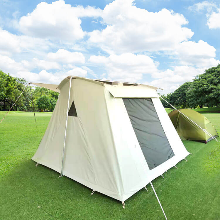 6 Man Tent For Outdoor Winter Big Camping 4