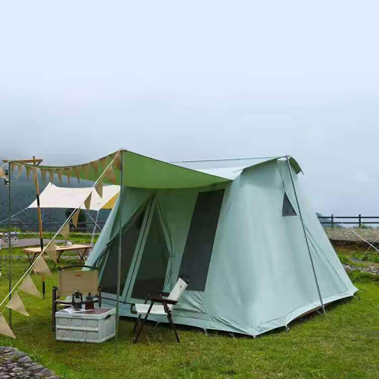 6 Man Tent For Outdoor Winter Big Camping 5