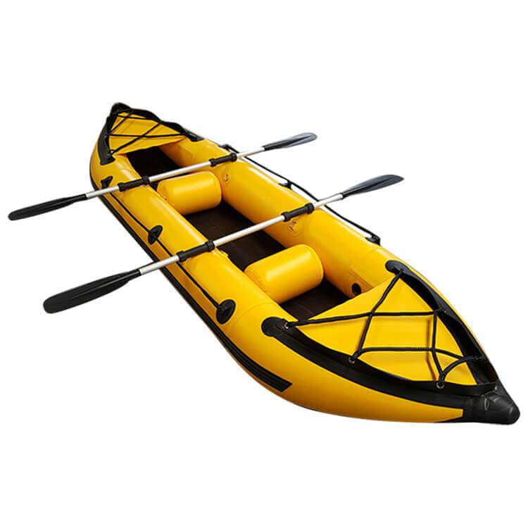 blow up kayak 2 1