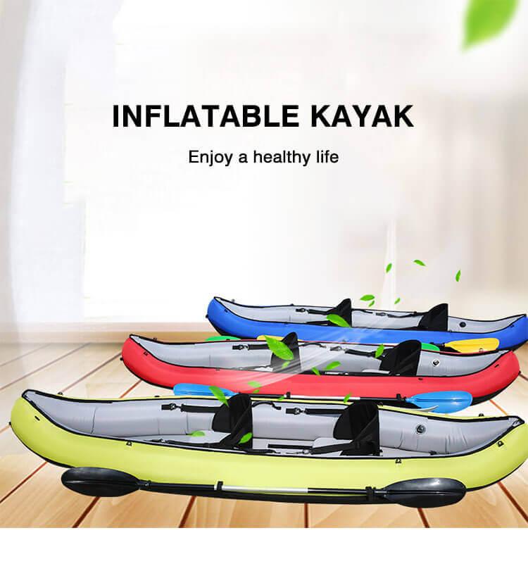 inflatable kayak 2 person 4